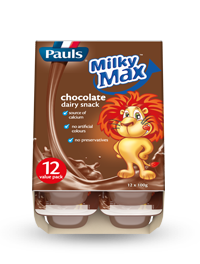 Milky Max Chocolate Dairy Snack