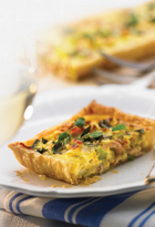 Chicken & Leek Tart