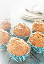 Apple & Pecan Muffins