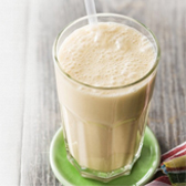 Banana Date Protein Smoothie
