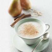 Pear 'n' Oats Hot Smoothie