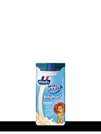 Pauls Milky Max Yoghurt Pouch Vanilla