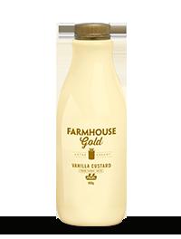 Farmhouse Gold Vanilla Custard