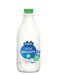 NEW! Kids Immunity Milk