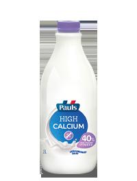 NEW! High Calcium Milk