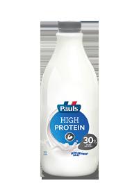 NEW! High Protein Milk