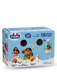 Pauls Mixed Multipack Yoghurt 18x70g