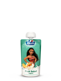 Moana Tropical Yoghurt Pouch