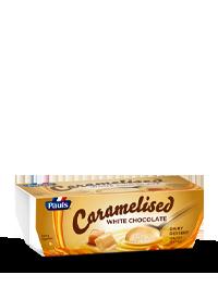 Caramelised White Chocolate Dessert
