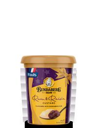 Bundaberg Rum Premium Rum & Raisin Custard