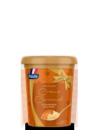Crème Caramel Premium Custard