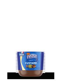 Nestle Fantales Inspired Choc-Caramel Custard